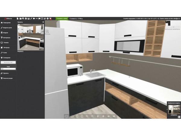 3d онлайн конструктор